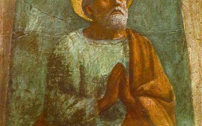Masaccio. Résurrection du fils. Détail. Début XVème siècle