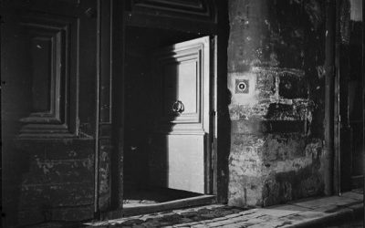 Bovis. Rue Visconti. Paris. 1938